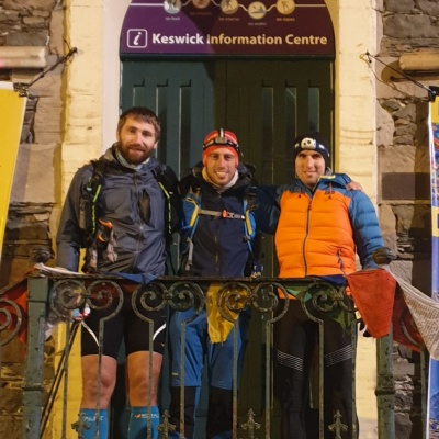 BOB GRAHAM ROUND: ULTRATRAIL CHALLENGE FROM LAKE DISTRICT